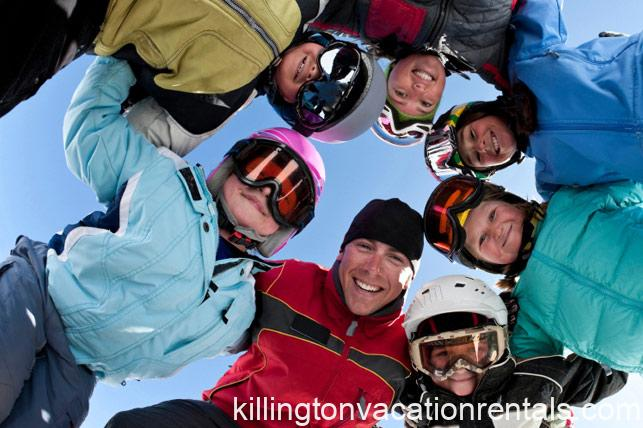 Killington-Ski-Groups