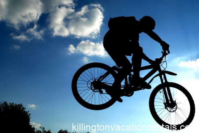 Mountain Biking in Killington