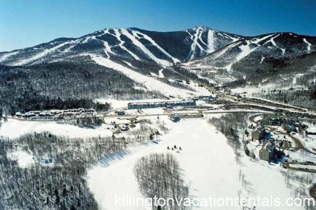 Killington From Above