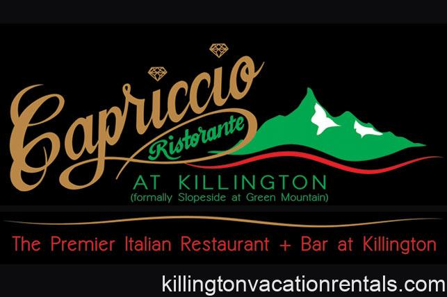 Killington-Restaurant